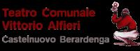 Teatro comunale Vittorio Alfieri Logo
