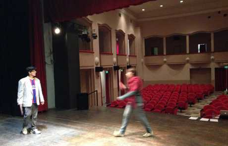 teatro Vittorio Alfieri Castelnuovo Berardenga