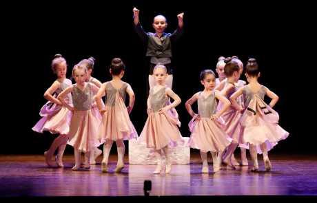 le calcinaie ballet school